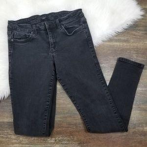 Joe's Jeans Black The Skinny Jeans Size 30 Nadia